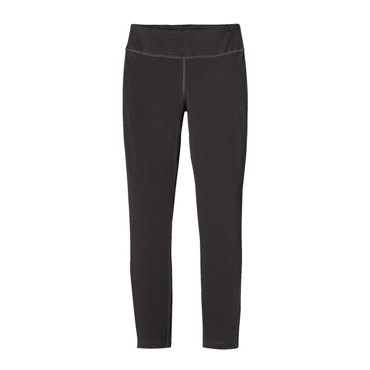 W'S SERENITY LEGGINGS, Serenity Stripe: Forge Grey (SRFG)