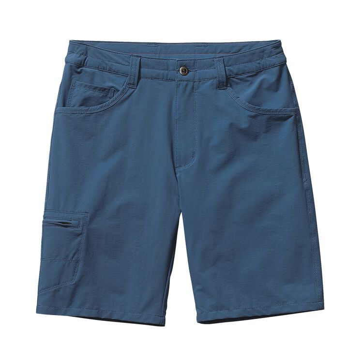 M'S QUANDARY SHORTS - 10 IN., Glass Blue (GLSB)