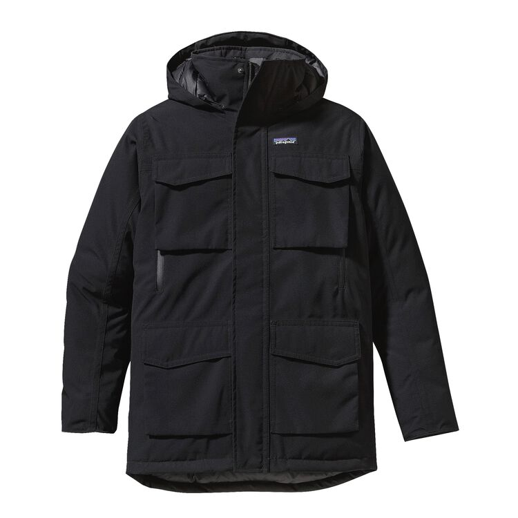 M'S THUNDER CLOUD DOWN PARKA, Black (BLK)