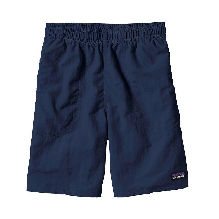 ボーイズ・バギーズ・ショーツ(股下18cm), Navy Blue (NVYB)
