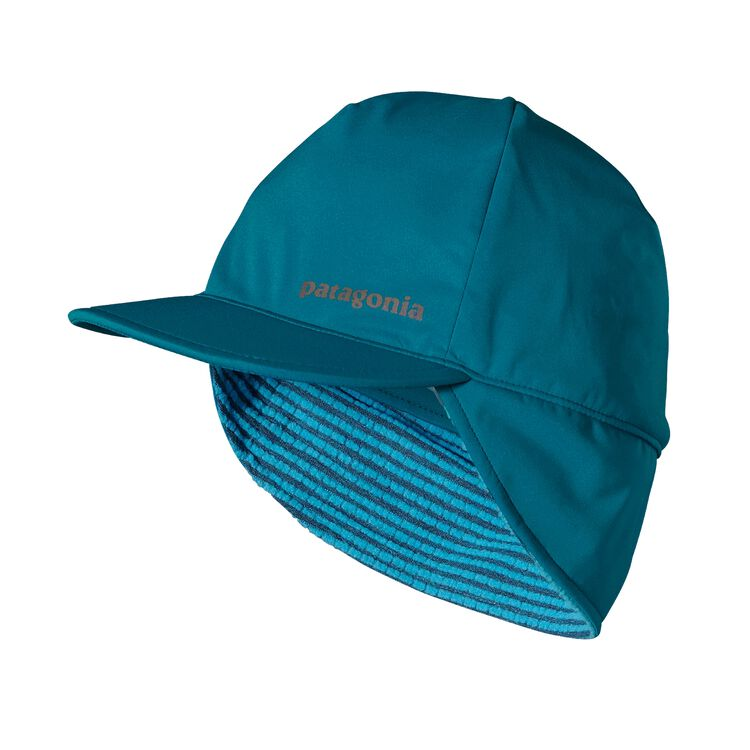 WIND SHIELD BEANIE, Underwater Blue (UWTB)