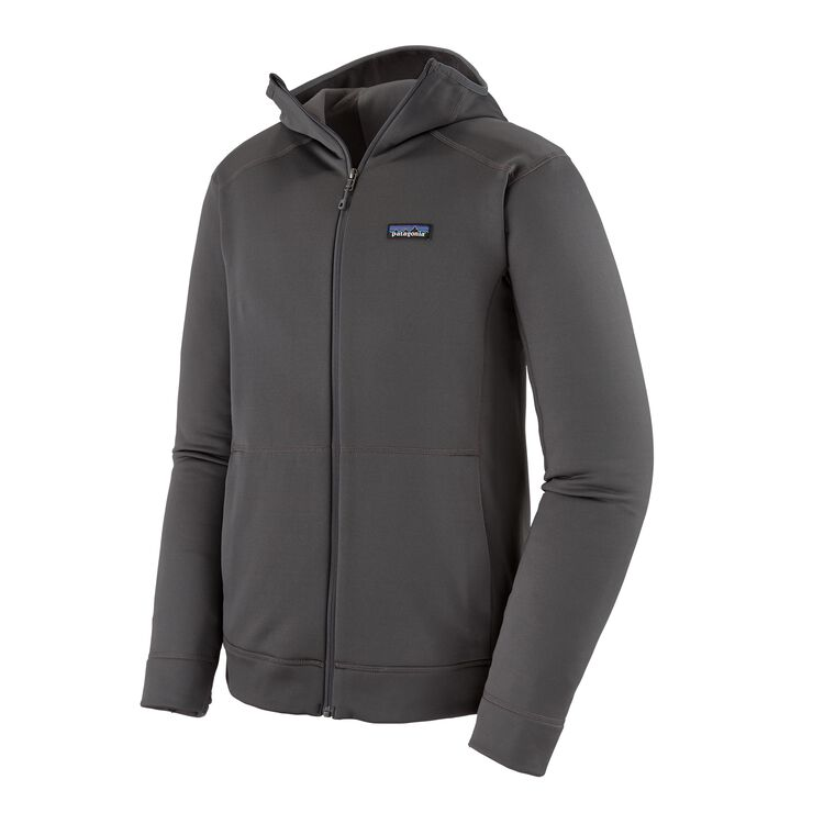 M'S CROSSTREK HOODY, Forge Grey (FGE)