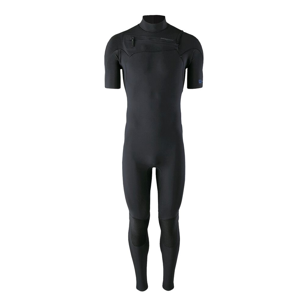 Patagonia R1 Lite Yulex Front-Zip Short-Sleeved Full Suit