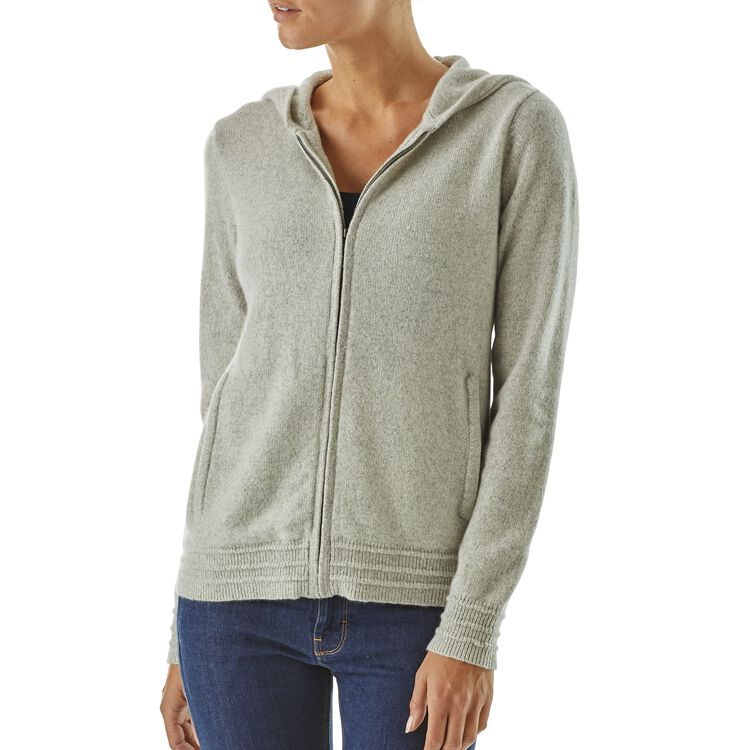 W's Recycled Cashmere Hoody,