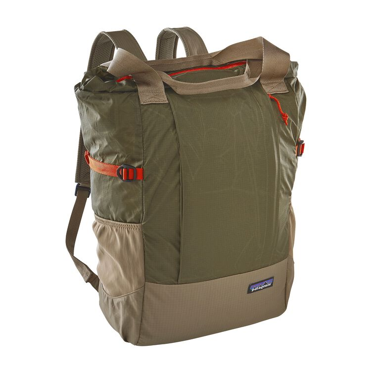 LW TRAVEL TOTE PACK, Fatigue Green (FTGN)