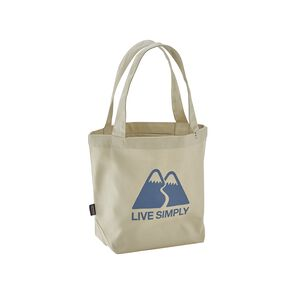 Mini Tote, Live Simply Winding: Bleached Stone (LWBS)