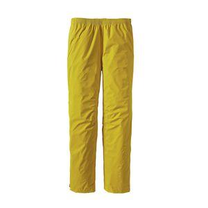 メンズ・トレントシェル・パンツ, Yosemite Yellow (YSMY)