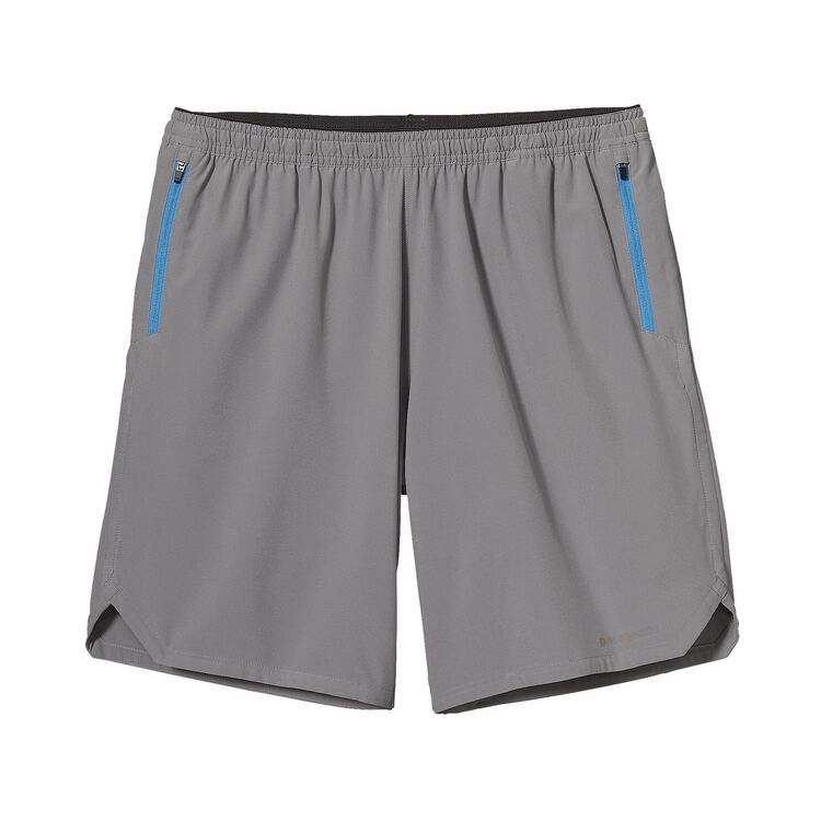 M'S NINE TRAILS SHORTS, Feather Grey (FEA)