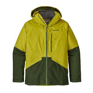 M's Insulated Snowshot Jacket, Fluid Green (FLGR)