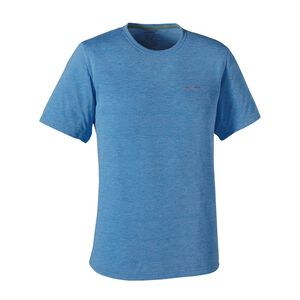 メンズ・ショートスリーブ・ナイン・トレイルズ・シャツ, Andes Blue w/Andes Blue (ADAB)