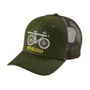 SNOW CYCLE TRUCKER HAT, Glades Green (GLDG)