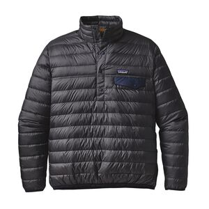 M's Down Snap-T® Pullover, Forge Grey (FGE)