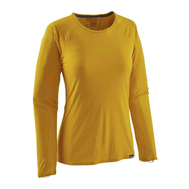 W'S CAP LW CREW, Sulphur Yellow (SULY)