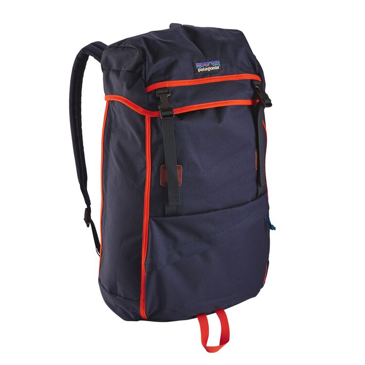 ARBOR GRANDE PACK 32L, Navy Blue w/Paintbrush Red (NPTR)