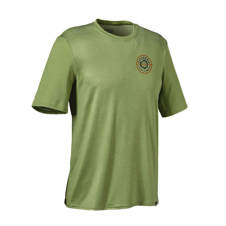 M'S CAP DAILY GRAPHIC T-SHIRT, Trad Lasso: Supply Green (TLSG)