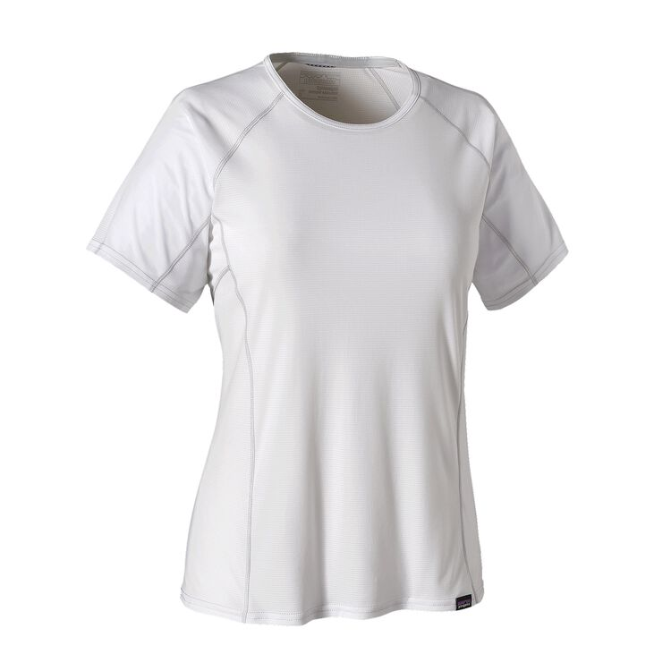 W'S CAP LW T-SHIRT, White (WHI)