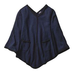 ウィメンズ・ロイスリー・ポンチョ, Navy Blue (NVYB)