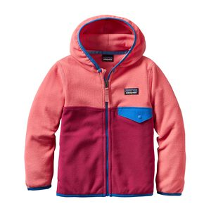 Baby Micro D™ Snap-T® Jacket, Craft Pink (CFTP)