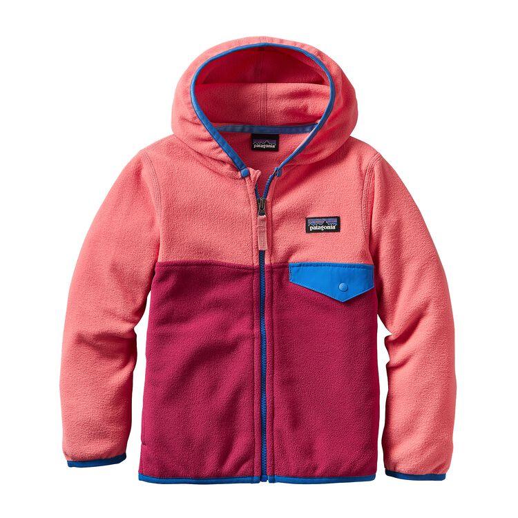 ベビー・マイクロD・スナップT・ジャケット, Craft Pink (CFTP)