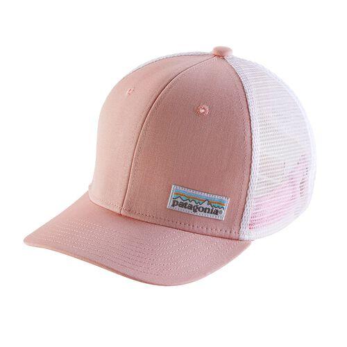 キッズ・トラッカー・ハット, Pastel P-6 Label: Feather Pink (PSTF)