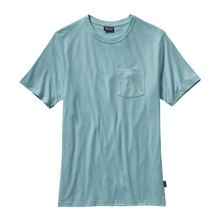 M'S DAILY TRI-BLEND TEE, Tubular Blue (TUBL)