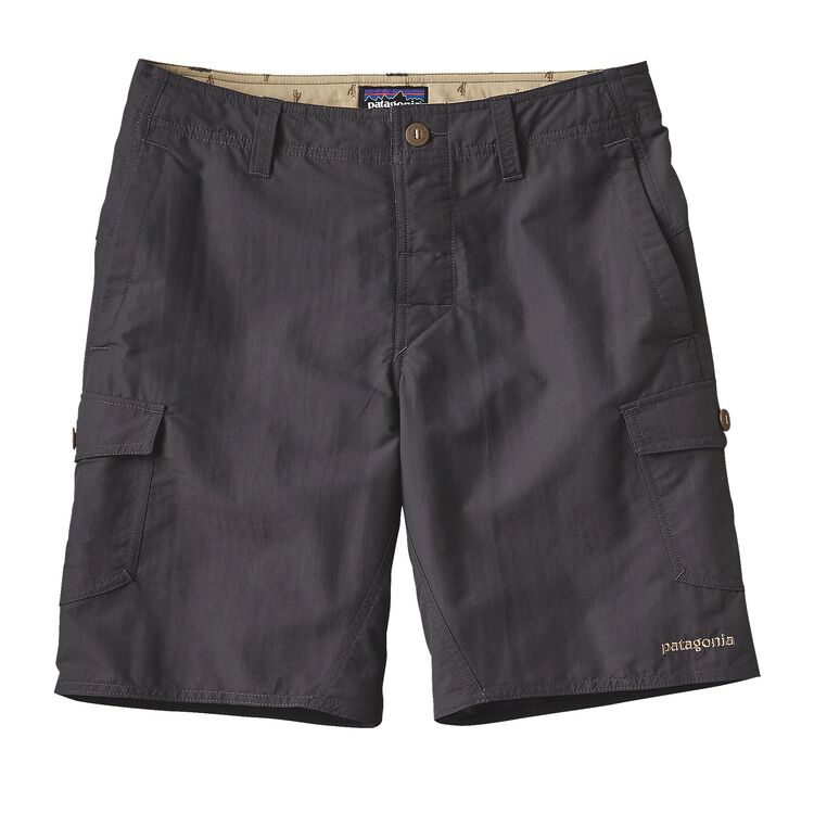 M'S WAVEFARER CARGO SHORTS - 20 IN., Forge Grey (FGE)