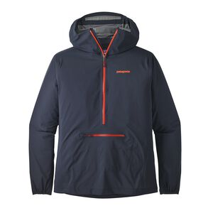 M's Stretch Rainshadow Pullover, Navy Blue (NVYB)