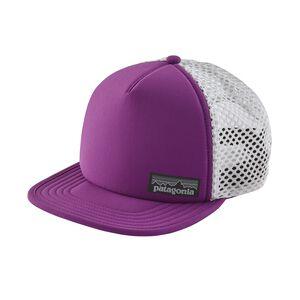 Duckbill Trucker Hat, Ikat Purple (IKP)
