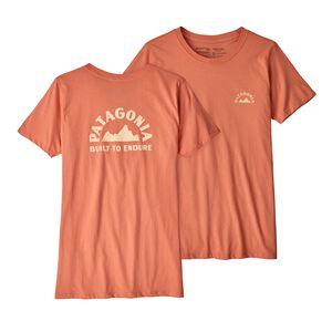 ウィメンズ・ジオロジャーズ・オーガニック・クルー・Tシャツ, Quartz Coral (QZCO)