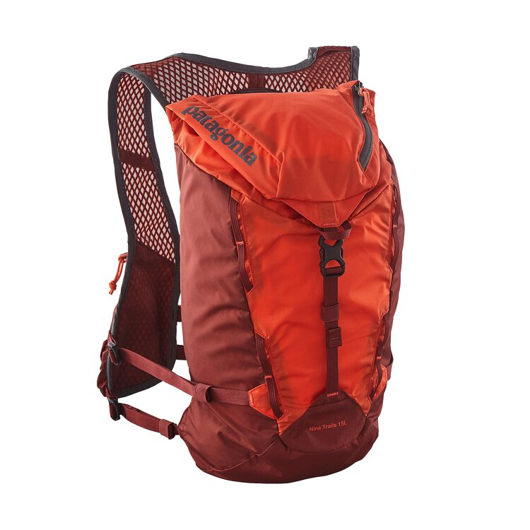 NINE TRAILS PACK 15L, Cusco Orange (CUSO)