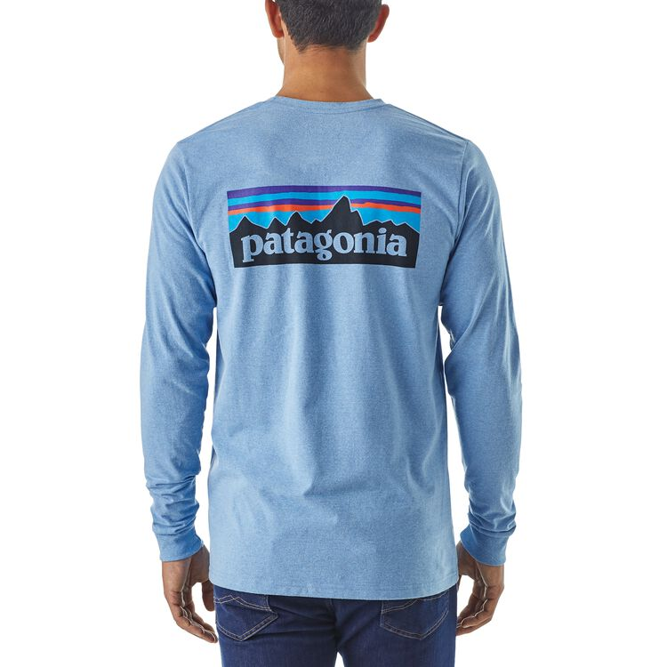 M's Long-Sleeved P-6 Logo Responsibili-Tee®,
