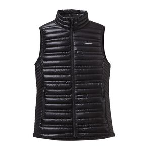 W's Ultralight Down Vest, Black (BLK)
