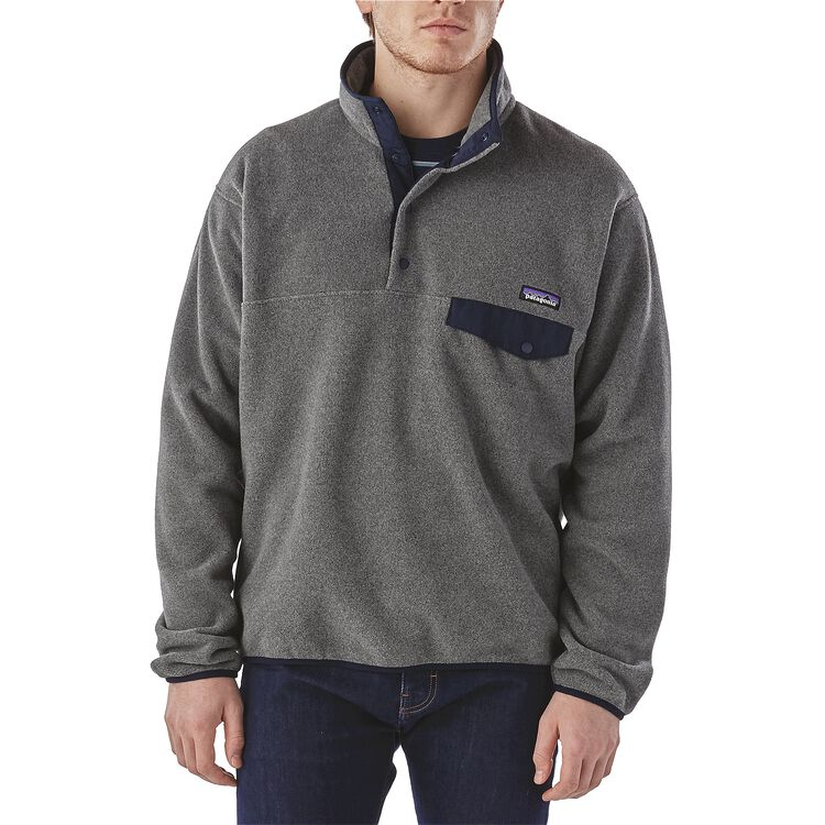 M's Lightweight Synchilla® Snap-T® Pullover - European Fit,