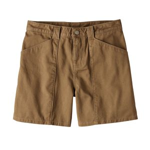 W's Clean Color Shorts, Clean Citrus Brown (CTSB)