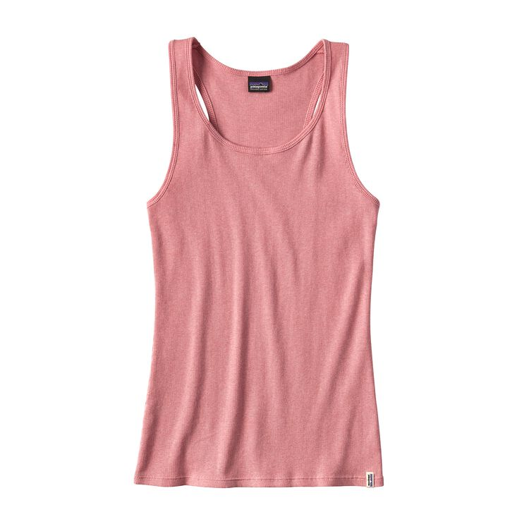 ウィメンズ・クリーン・カラー・タンク, Clean Carmine Pink (CRMP)