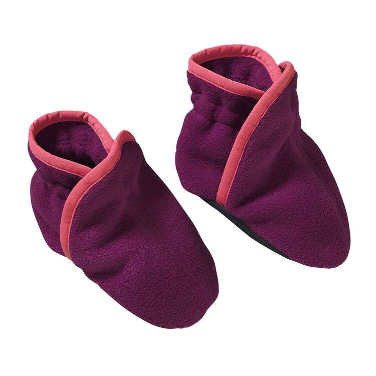 BABY SYNCH BOOTIES, Violet Red (VIO)