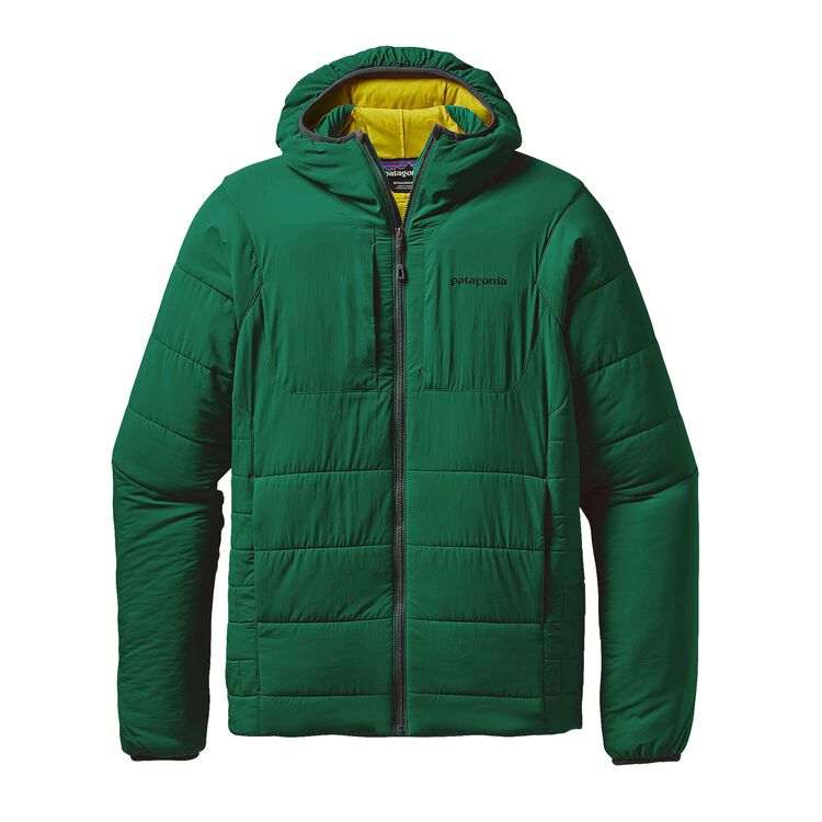 M'S NANO-AIR HOODY, Legend Green (LGDG)