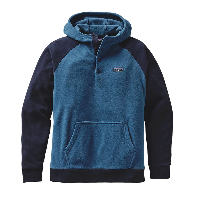 M'S MICRO D HOODY, Glass Blue (GLSB)