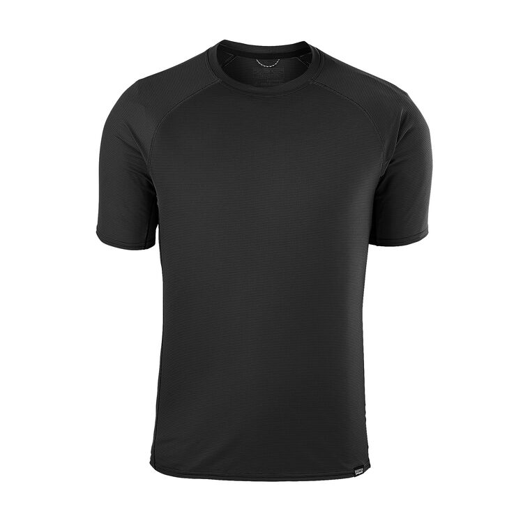 M'S CAP LW T-SHIRT, Black (BLK)