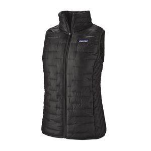 W's Micro Puff® Vest, Black (BLK)