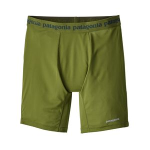 M's Capilene® Lightweight Performance Boxers, Sprouted Green (SPTG)
