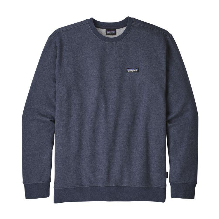 M's P-6 Label Midweight Crew Sweatshirt, Classic Navy (CNY)