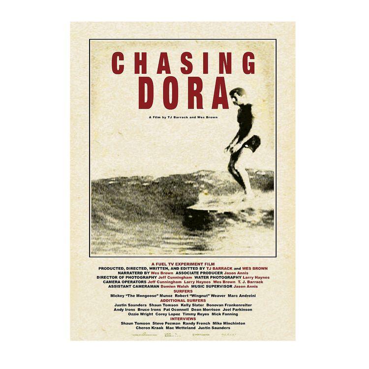 『CHASING DORA(チェイシング・ドラ)』DVD/日本語字幕版, none (none-000)