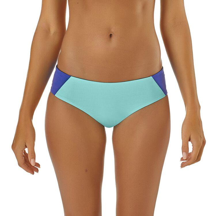 W's Reversible Cutback Bikini Bottoms,