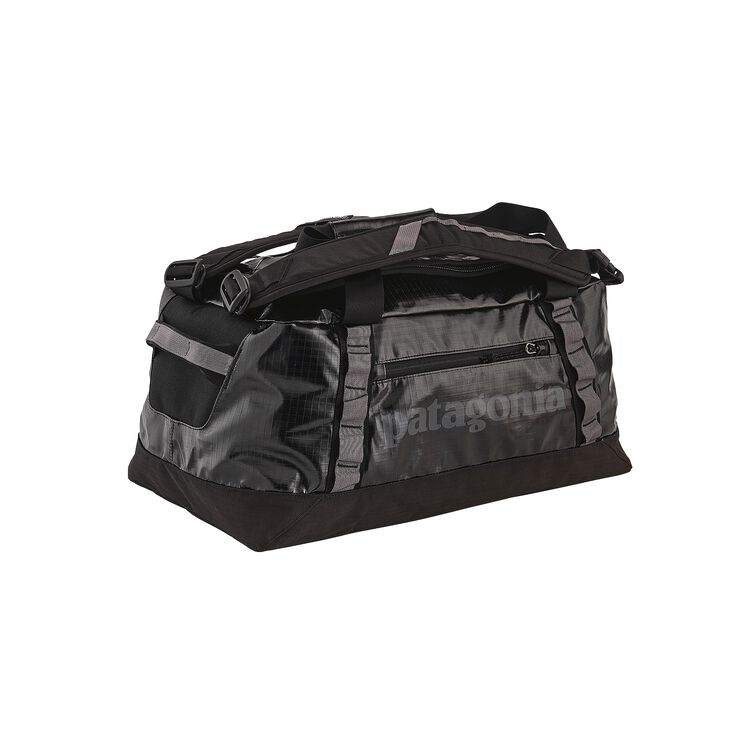 BLACK HOLE DUFFEL 45L, Black (BLK)