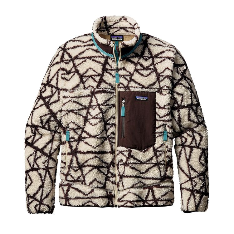 M'S CLASSIC RETRO-X JKT, Pine Stamp Big: Natural (PSBN)