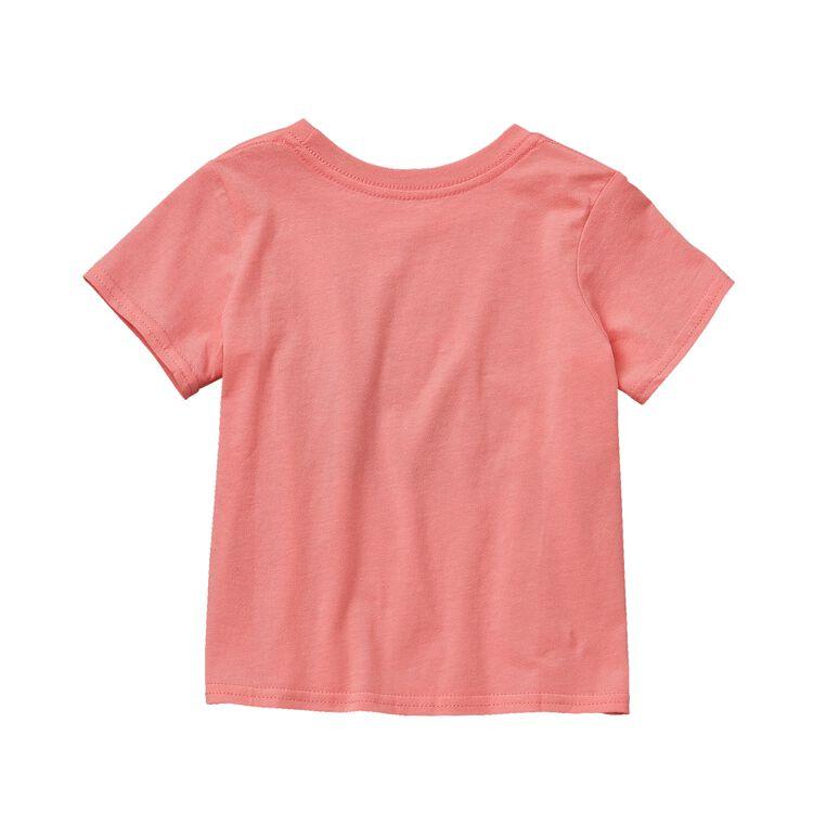 ベビー・フィッツロイ・スカイズ・コットン・Tシャツ,
