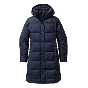 W's Down With It Parka, Navy Blue (NVYB)