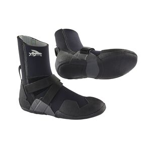 R5® Yulex™ Round Toe Booties, Black (BLK)