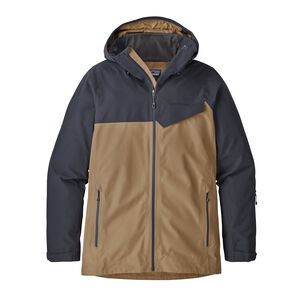 M's Powder Bowl Jacket, Smolder Blue (SMDB)